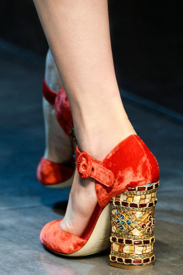 Модные туфли весна-осень