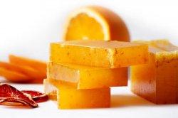 Готовим своими руками апельсиновое мыло